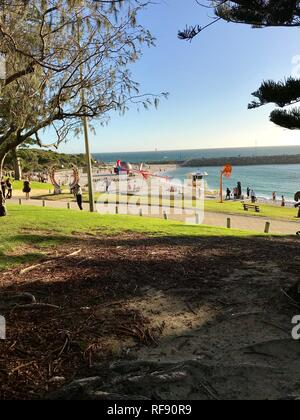 Cottesloe Beach, Western Australia - Stock Photo