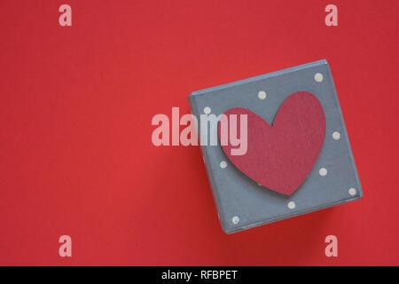 Creative Concept : Love and Romance - Stock Photo