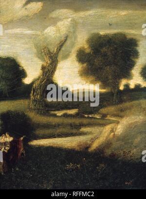 The Forest of Arden , Albert Pinkham Ryder.jpg - RFFMC2 - Stock Photo
