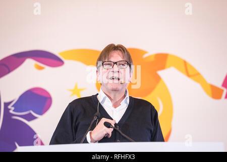 Foto Stefano De Grandis - LaPresse 26-01-2019-Milano ITA - CRO  Seconda giornata del congresso di +Europa  nella foto: