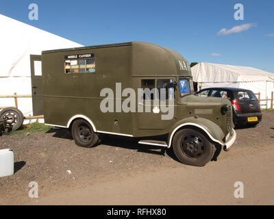 Austin K2 Naafi Wagon (1941) pic3. - Stock Photo