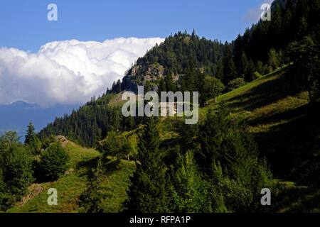 Eastern Black Sea region attracts attention with its natural beauties - Stock Photo