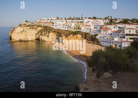 Carvoeiro, Algarve, Portugal - Stock Photo