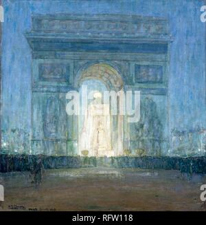 Henry Ossawa Tanner (American, 1859-1937). The Arch, 1919.jpg - RFW118 - Stock Photo
