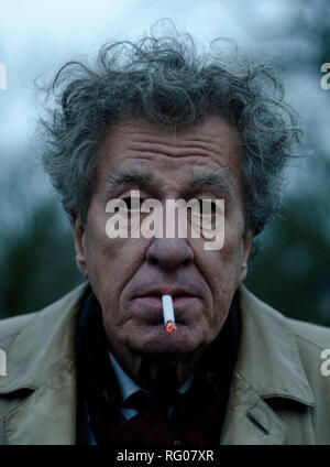 Original film title: FINAL PORTRAIT. English title: FINAL PORTRAIT. Year: 2017. Director: STANLEY TUCCI. Stars: GEOFFREY RUSH. Credit: OLIVE PRODUCTIONS/POTBOILER PRODUCTIONS/RIVERSTONE PICTURES / Album - Stock Photo