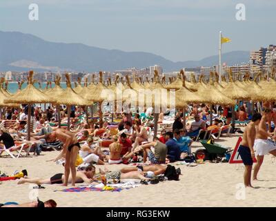 ESP, Spain, Balearic Islands, Mallorca : - Stock Photo