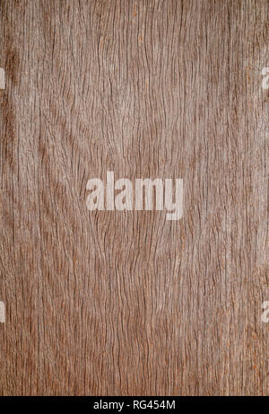 Full frame high resolution old dark brown wood board wall texture background. - Stock Photo