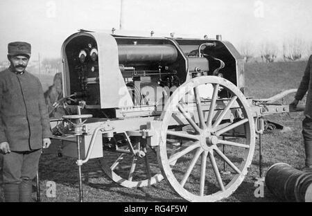 generator, 1915-1918 - Stock Photo