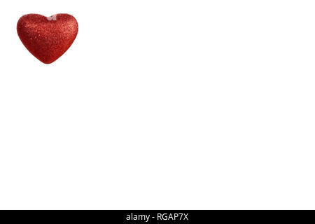 Christmas heart, for love - Stock Photo