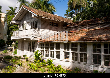 Havana, Cuba - October 30, 2018: House Finca Vigia where Ernest Hemingway lived from 1939 to 1960. - Stock Photo