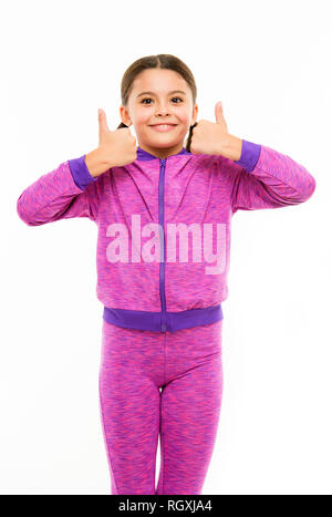 childhood happiness. Family. childrens day. Portrait of happy little child. Small girl child. Nice selfie. Hairdresser for kids. Happy little girl with long hair. Kid fashion and sportswear. - Stock Photo