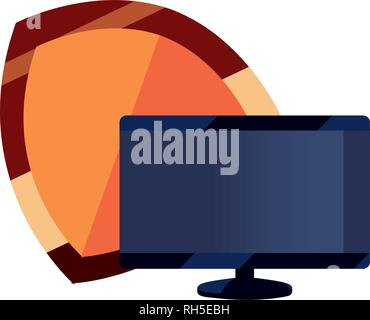 shield protection computer digital copyright vector illustration - Stock Photo