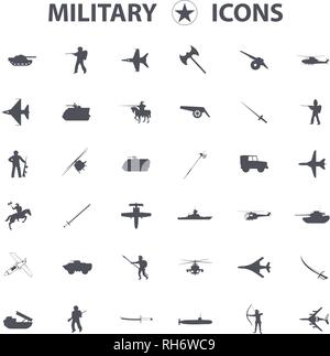 War burden icons set. Simple set of 36 Equipment Accessories vector icons for web isolated on white background - Stock Photo