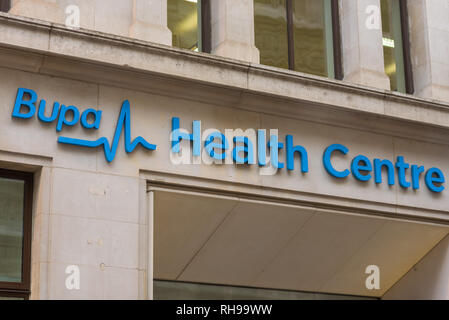 BUPA Private Health Centre Basinghall Street City Of ...