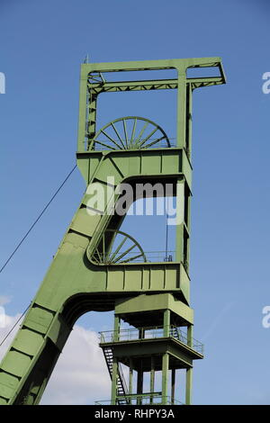 Zeche Zollverein - Stock Photo