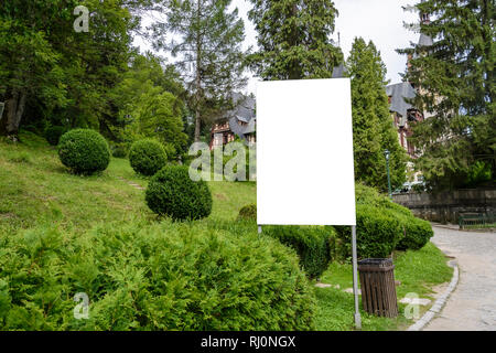 White space for your advertising Gardening and nature theme - Stock Photo