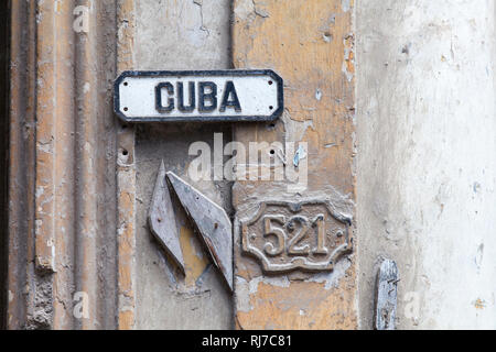 Karibik, Kuba, Cuba, Havanna, La Habana - Stock Photo