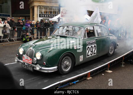 Monte-Carlo Rally Banbury 2019 - Stock Photo