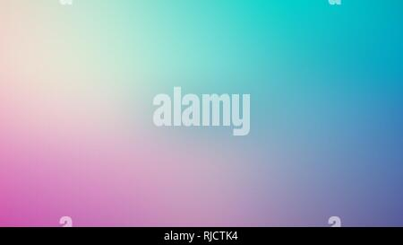 Hologramm gradient background Shiny foil paper. Holographic Vector Background. Trendy hologram gradient. - Stock Photo