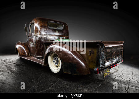 1946 Chevrolet Pickup - Stock Photo