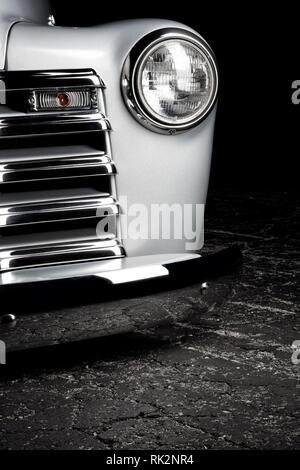 1950 Chevrolet Pickup - Stock Photo