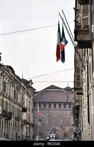 Foto LaPresse/Alberto Gandolfo 9-02-2019 Torino(Italia) Cronaca