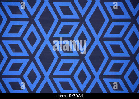 Blue grid lines in the form of a square Pattern background texture . - Stock Photo