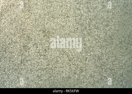 Galvanized steel metal texture. Surface of the zinc plate - Stock Photo