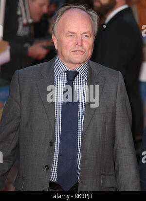 22-09-14: 'What We Did on Our Holiday' - World Premiere, Clive Anderson arrives - Stock Photo