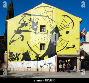 Don Quixote Wall Art - Stock Photo