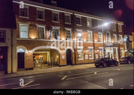 Beverley Arms Hotel, North Bar Without, Beverley, East Riding, Yorkshire, England - Stock Photo