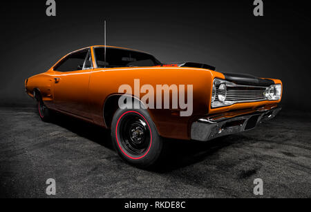 1969 Dodge Super Bee A12 Stock Photo: 235710078 - Alamy