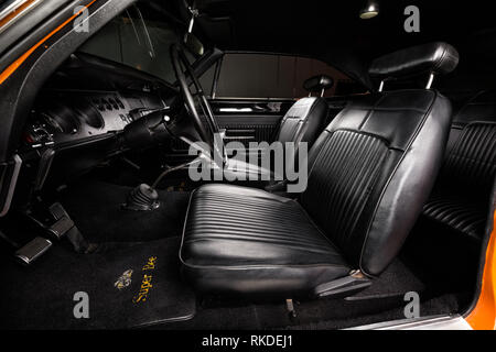 1969 Dodge Super Bee A12 Stock Photo: 235710104 - Alamy