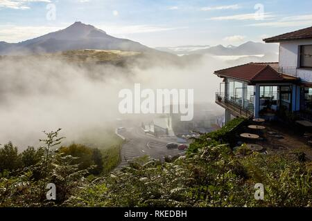 Ibardin, Navarra, Spain, Europe - Stock Photo