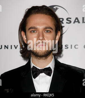 Los Angeles, California, USA. 10th Feb, 2019. ZEDD attends Universal Music Group's 2019 After Party at The ROW DTLA on February 9, 2019 in Los Angeles, California. Photo: CraSH/imageSPACE Credit: MediaPunch Inc/Alamy Live News - Stock Photo