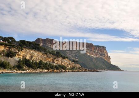 France, Bouches du Rhone, Cassis,. - Stock Photo