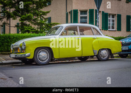 Wartburg car - Stock Photo