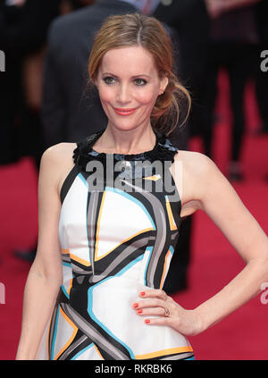 London, UK, 2nd April 2014 Leslie Mann attends the UK Gala Screening of 'The Other Woman' at The Curzon Mayfair - Stock Photo