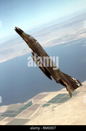 USAF United States Air Force McDonnell Douglas F-4C - Stock Photo