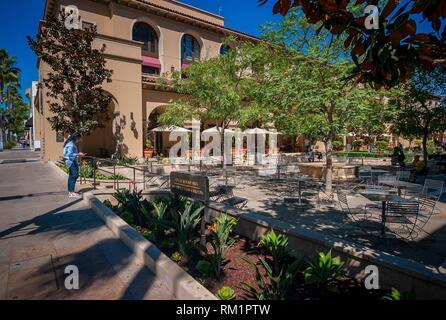 Beverly Hills Area- Los Angeles, CA (EEUU). - Stock Photo