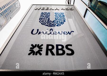 ROTTERDAM - Unilever's head office will be in Rotterdam, the company's board of directors announced on Thursday. - Stock Photo