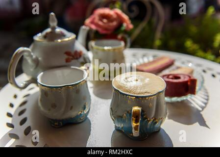 Russia, Kolomna. Traditional products in the Museum Pastila Factory. - Stock Photo