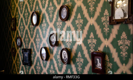 Dostoyevski Museum  St.Petersburg - Stock Photo