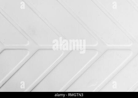 An arrow shape pattern and texture in black and white - Stock Photo