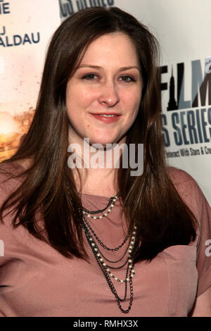 New York, USA. 07 Oct, 2014. Lisa Trifone at The Tuesday, Oct 7, 2014 '1,000 Times Good Night' New York Premiere at AMC Empire in New York, USA. Credit: Steve Mack/S.D. Mack Pictures/Alamy - Stock Photo