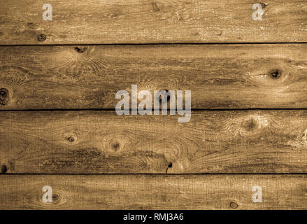 vintage weathered wood barn siding background - Stock Photo