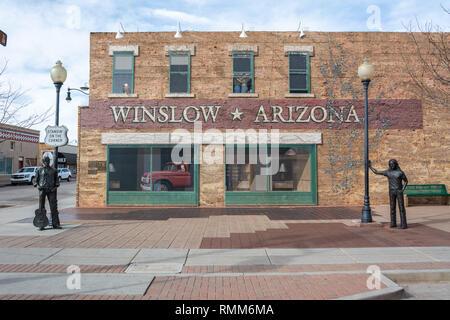 Winslow AZ dating