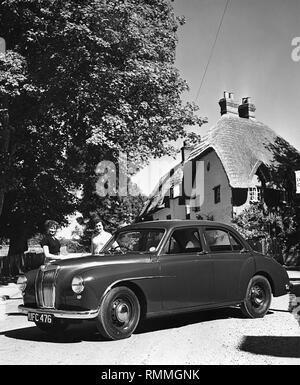 1953 MG Magnette ZA - Stock Photo