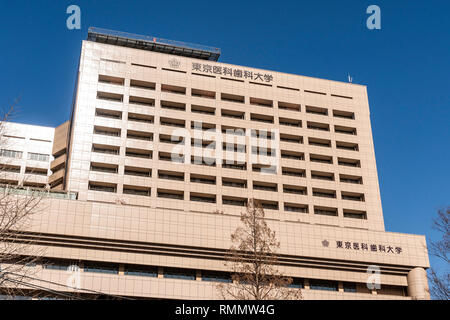 Tokyo Medical and Dental University, Bunkyo-Ku, Tokyo, Japan Stock