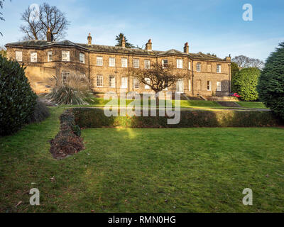 Conyngham Hall business centre at Knaresborough North Yorkshire England - Stock Photo